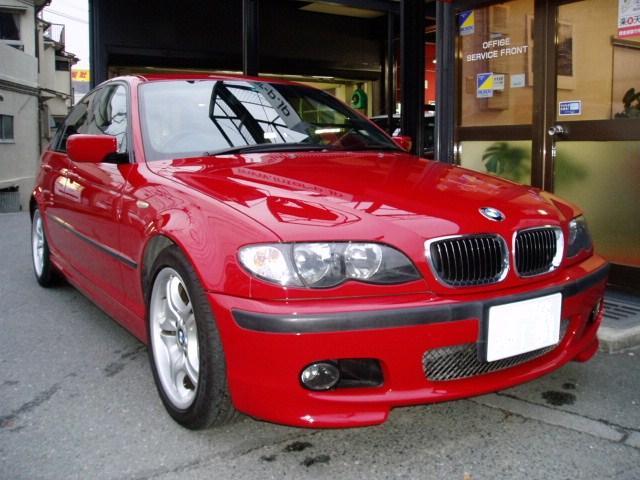 BMW 320i (E46) 修理