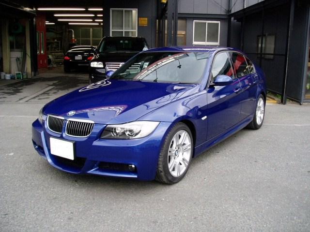 BMW 323i (E90)  修理