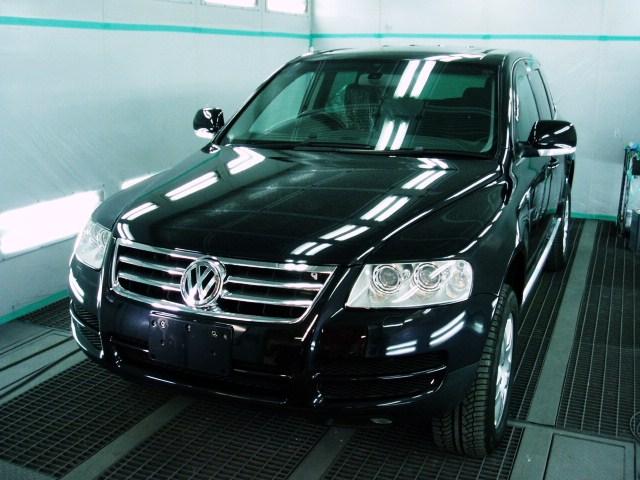 フォルクスワーゲン トゥアレグ(VW) 修理