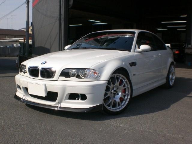 BMW M3 板金塗装