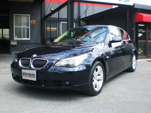 BMW 525i  (E60) 板金塗装