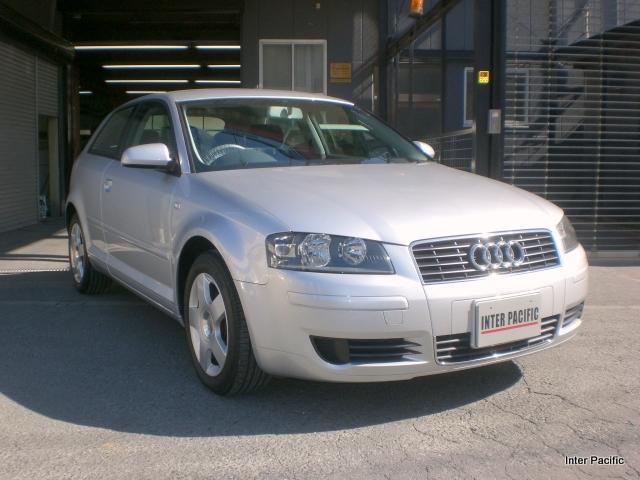 アウディA3(AUDI) 車両保険での修理