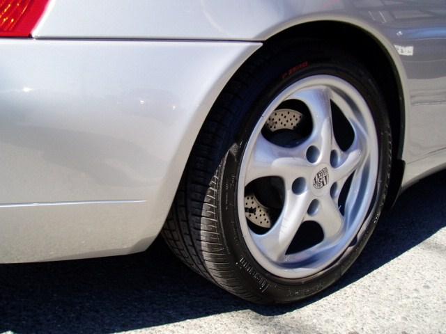ポルシェ 996-20070320