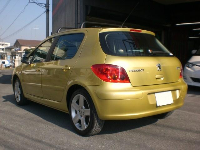 プジョー307-20081104