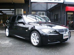 BMW325iツーリング-20090606
