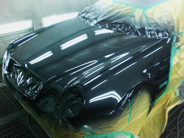 メルセデスベンツCLK200-20090804