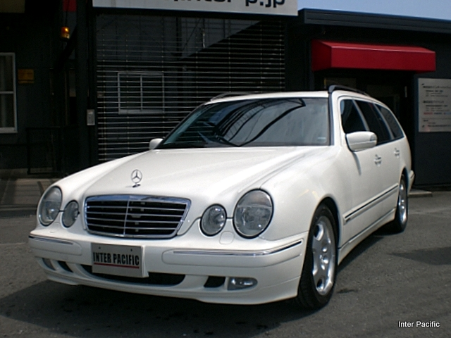 ベンツE320T-20090826