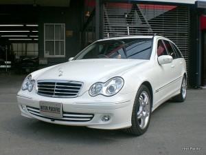 ベンツC230T-20100524
