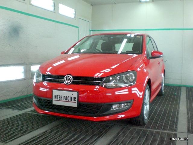 フォルクスワーゲン ポロ(VW Polo) コーティング施工事例