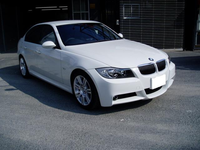 BMW 323i 修理