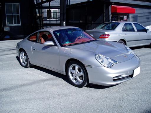 ポルシェ 996(PORSCHE)  修理