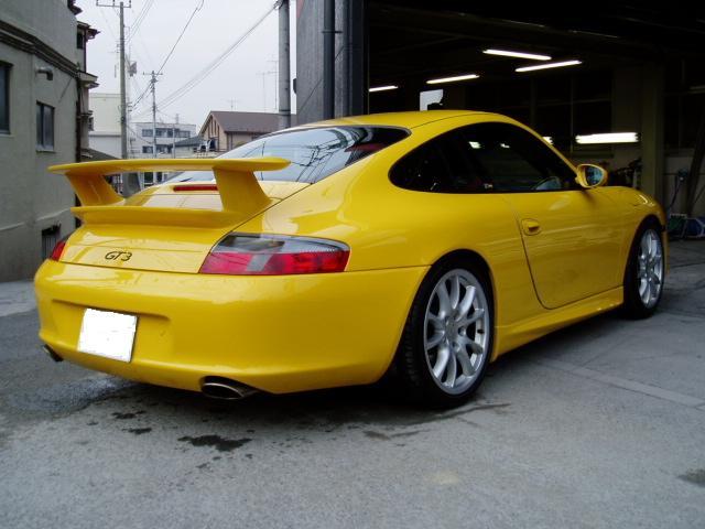 ポルシェ GT3 (PORSCHE) 修理
