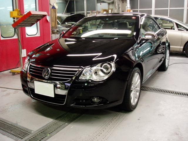 フォルクスワーゲン イオス(VW) 修理