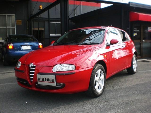 アルファロメオ 147 (Alfa Romeo) 板金塗装