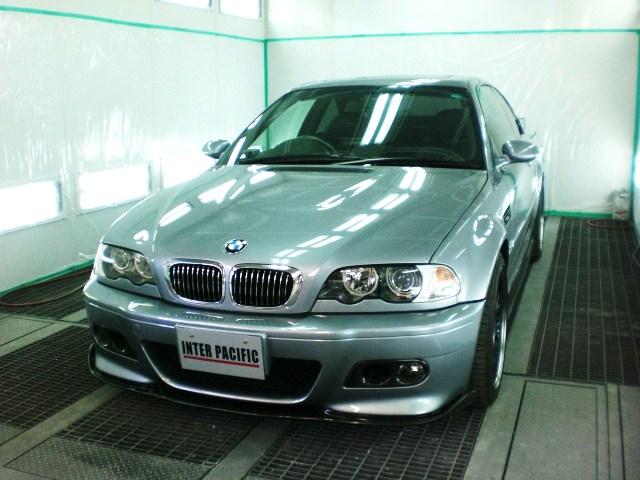BMW M3 ボディー コーティング