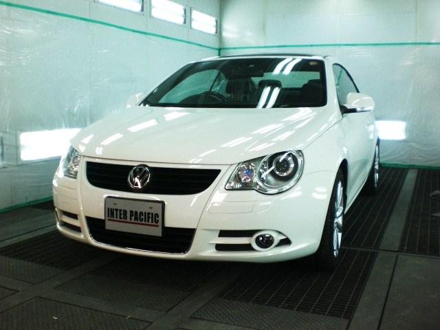 フォルクスワーゲン イオス(VW) ボディー コーティング