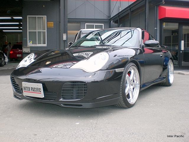ポルシェ 996カレラ4S(PORSCHE) 板金塗装
