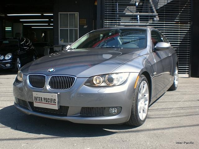 BMW 335i 大ダメージ修理