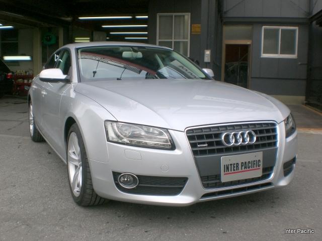 アウディ A5(AUDI) 板金塗装