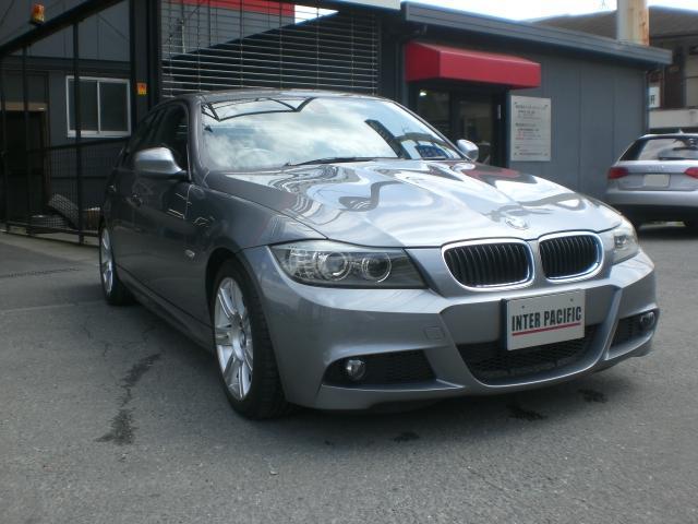 BMW 320i 板金塗装