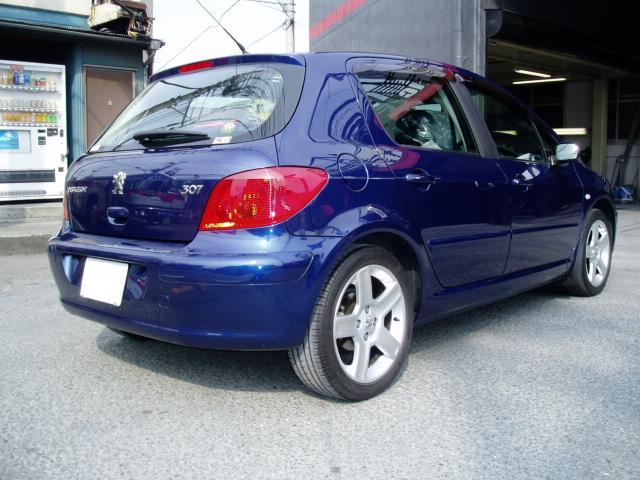 プジョー 307-20070217