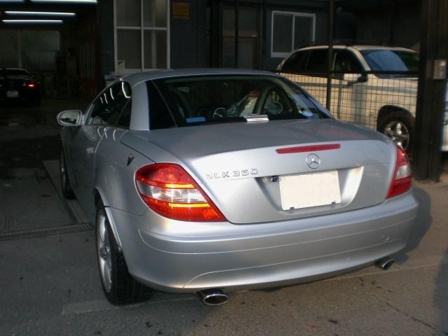 ベンツSLK350-20080509