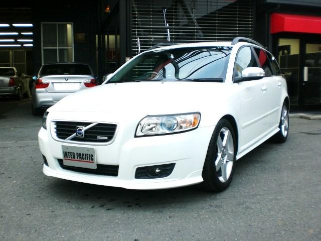 ボルボV50-20090801