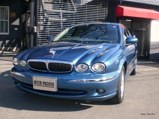 ジャガー-20091214