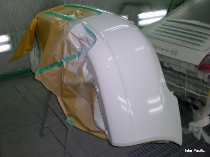 ポルシェ997カレラ4S-20100313