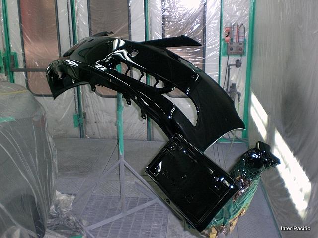 レクサスLS600h-20100315
