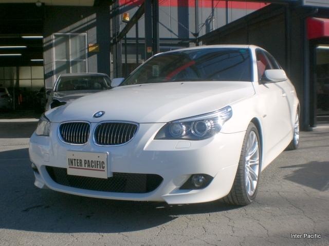 BMW 530i 板金塗装