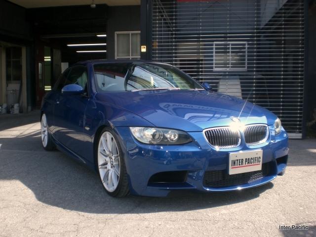 BMW 335iカブリオレ 板金修理